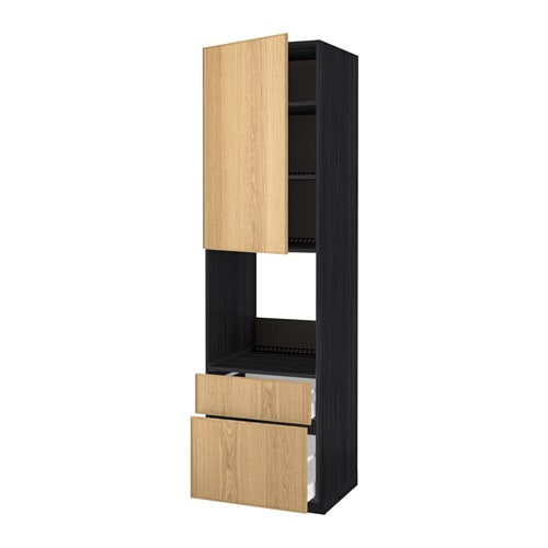 metod maximera armoire pour four porte 2 tiroirs ikea. Black Bedroom Furniture Sets. Home Design Ideas