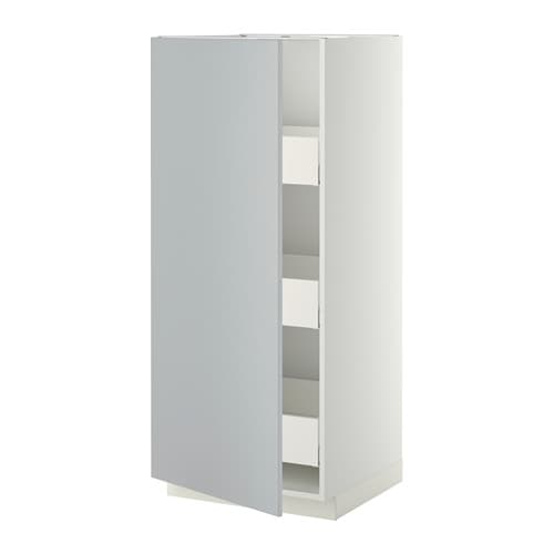 metod maximera l ment armoire avec tiroirs blanc. Black Bedroom Furniture Sets. Home Design Ideas