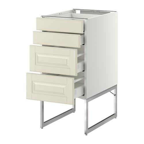 metod maximera lt bas 4faces 2tir bas 2moy blanc bodbyn blanc cass 40x60x60 cm ikea. Black Bedroom Furniture Sets. Home Design Ideas