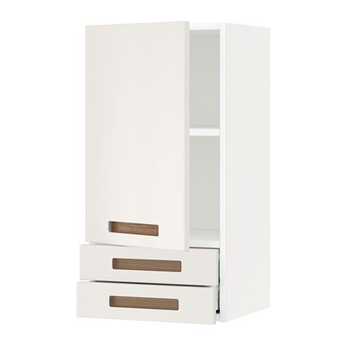 metod maximera lt mural avec porte 2tiroirs blanc. Black Bedroom Furniture Sets. Home Design Ideas