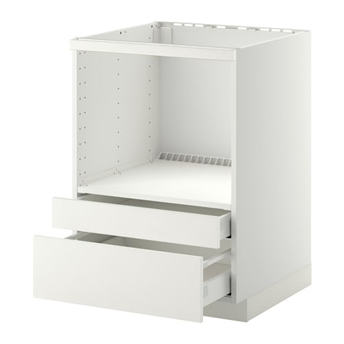 metod maximera meuble pour micro combi tiroirs blanc h ggeby blanc ikea. Black Bedroom Furniture Sets. Home Design Ideas