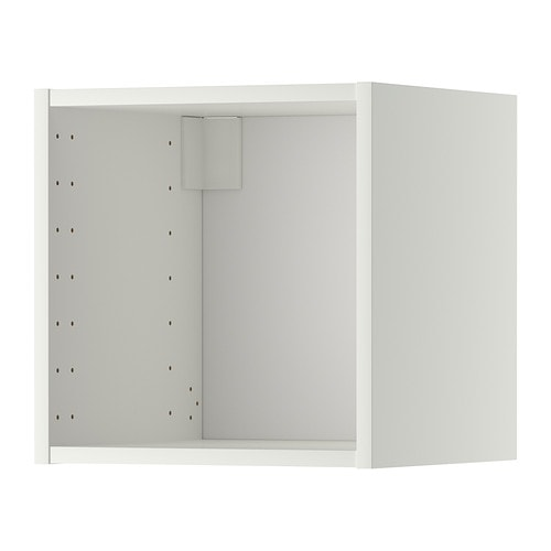 metod structure l ment mural blanc 40x37x40 cm ikea. Black Bedroom Furniture Sets. Home Design Ideas
