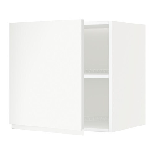 metod surmeuble r frig rateur cong lateur blanc voxtorp blanc mat 60x60 cm ikea. Black Bedroom Furniture Sets. Home Design Ideas