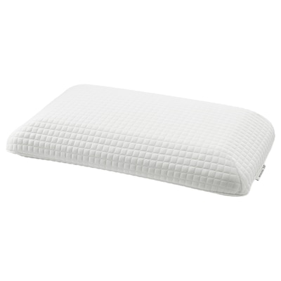 MJÖLKKLOCKA Oreiller ergonom, couchage côté/dos, 41x61 cm