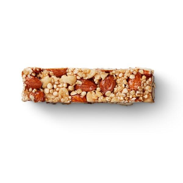 MUNSBIT Barre de céréales, avec du sel de mer, 96 gx4 pièces