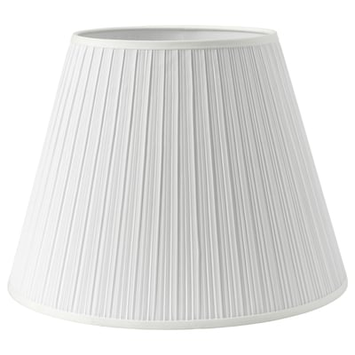 MYRHULT Abat-jour, blanc, 42 cm