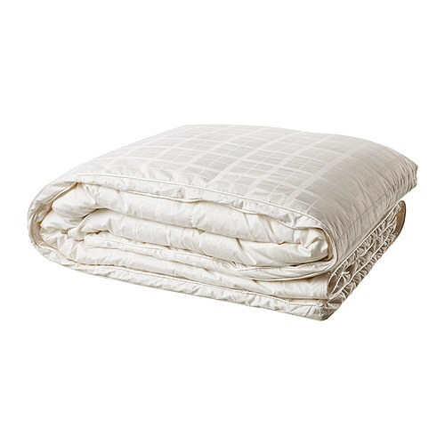 mysa rosenglim couette indice de chaleur 5 150x200 cm ikea. Black Bedroom Furniture Sets. Home Design Ideas