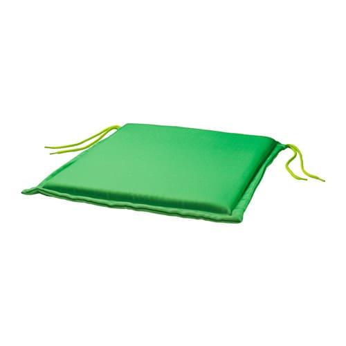 N st n carreau de chaise ext rieur vert ikea - Ikea chaise exterieur ...