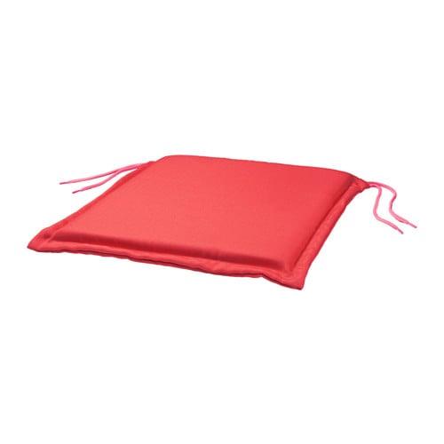N st n carreau de chaise ext rieur rouge ikea - Ikea chaise exterieur ...