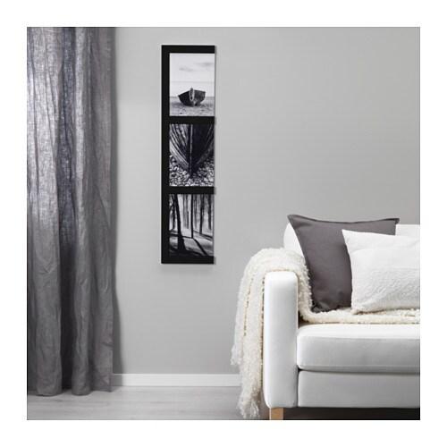 n sviken cadre pour 3 photos ikea. Black Bedroom Furniture Sets. Home Design Ideas