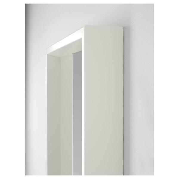 NISSEDAL miroir blanc 40 cm 150 cm