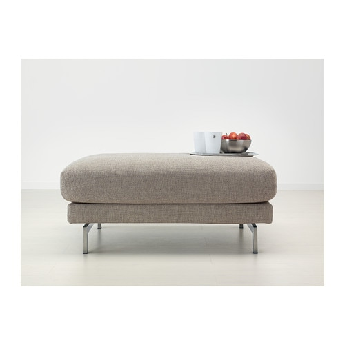Loveseat covers two tones and grey on pinterest - Repose pied bureau ikea ...