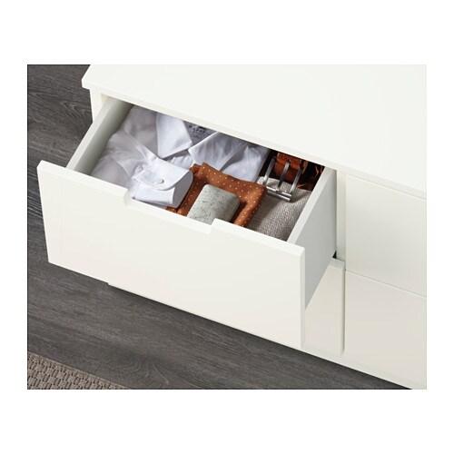 nordli commode 6 tiroirs ikea. Black Bedroom Furniture Sets. Home Design Ideas