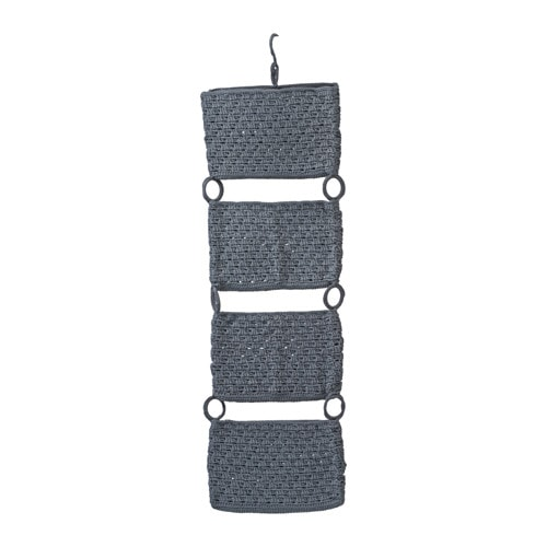 nordrana rangement suspendu gris ikea. Black Bedroom Furniture Sets. Home Design Ideas