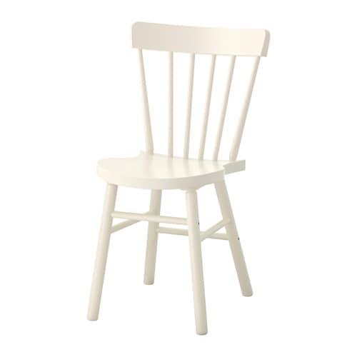 Norraryd chaise ikea for Ikea blanc chaises pliantes