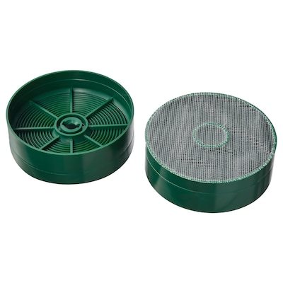 NYTTIG FIL 120 Filtre à charbon, 2 pièces