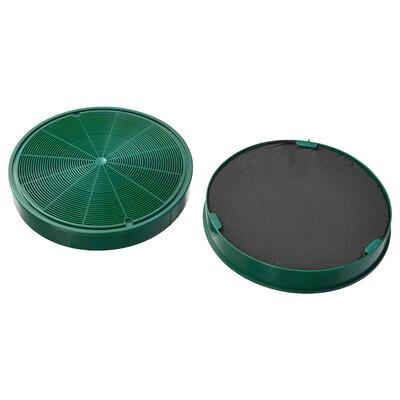NYTTIG FIL 500 Filtre à charbon, 2 pièces