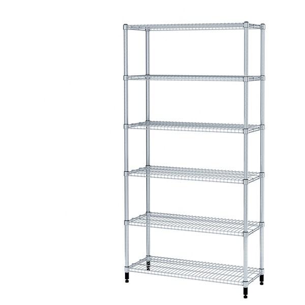 Omar 1 Etagere 92x36x181 Cm Ikea