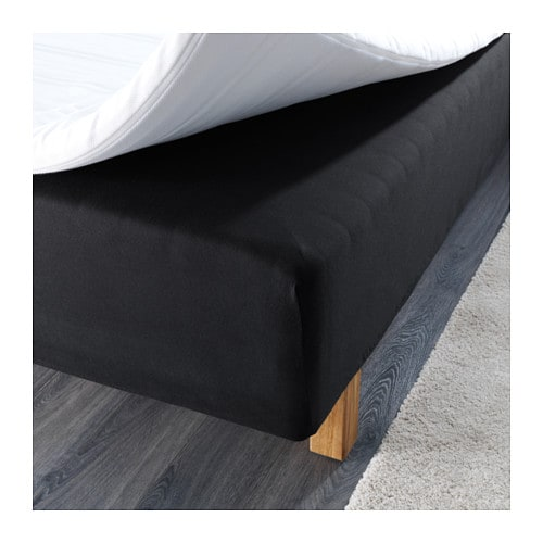 oxel cache sommier 90x200 cm ikea. Black Bedroom Furniture Sets. Home Design Ideas