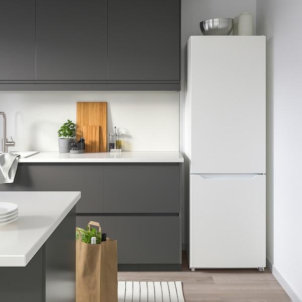 PÅKALLA Réfrigérateur/congélateur, IKEA 300 indépendant/blanc, 216/95 l