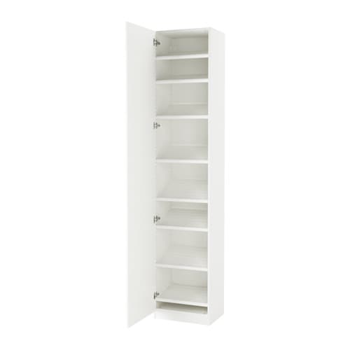 Pax armoire penderie 50x38x236 cm charni re fermeture for Porte 60 x 50