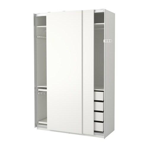 PAX système - PAX armoires avec portes - IKEA