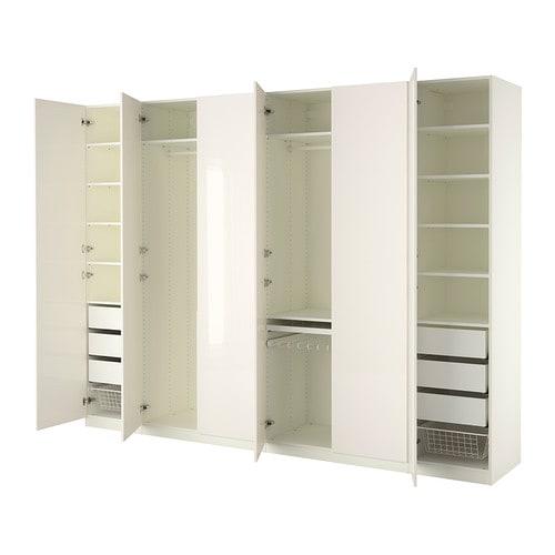 Pax armoire penderie charni res standard 300x60x236 cm - Ikea liste des magasins ...