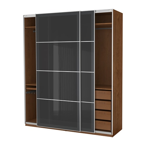 Pax armoire penderie accessoire de fermeture silencieuse for Examen des armoires ikea