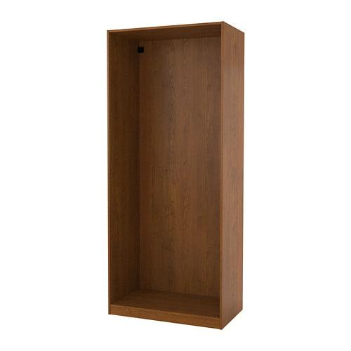 pax caisson d 39 armoire motif fr ne effet brun moyen ikea. Black Bedroom Furniture Sets. Home Design Ideas