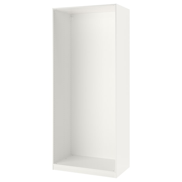 PAX Caisson d'armoire, blanc, 100x58x236 cm