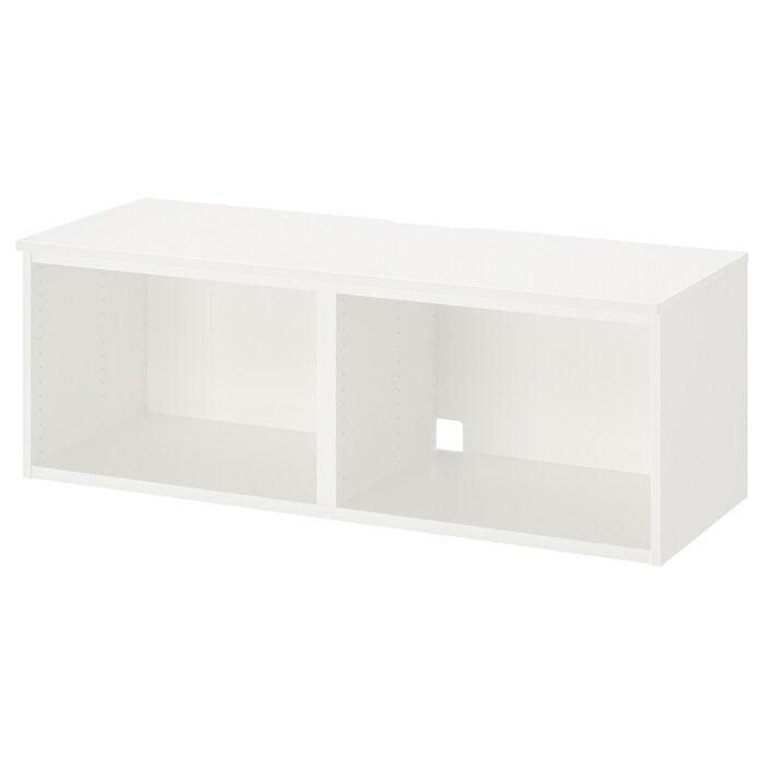 platsa banc tv blanc 120x42x42 cm  ikea