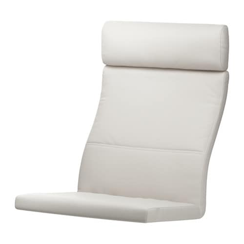 po ng coussin fauteuil finnsta blanc ikea. Black Bedroom Furniture Sets. Home Design Ideas