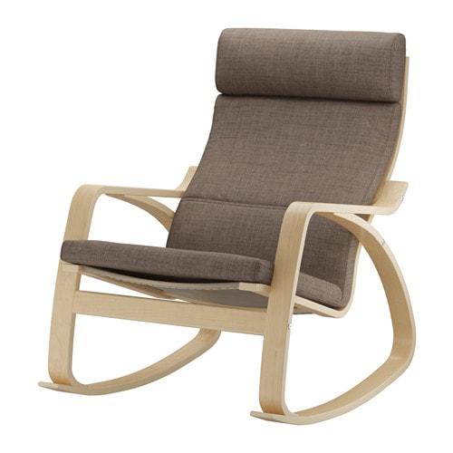 Po ng fauteuil bascule isunda brun ikea - Fauteuil a bascule poang ikea ...