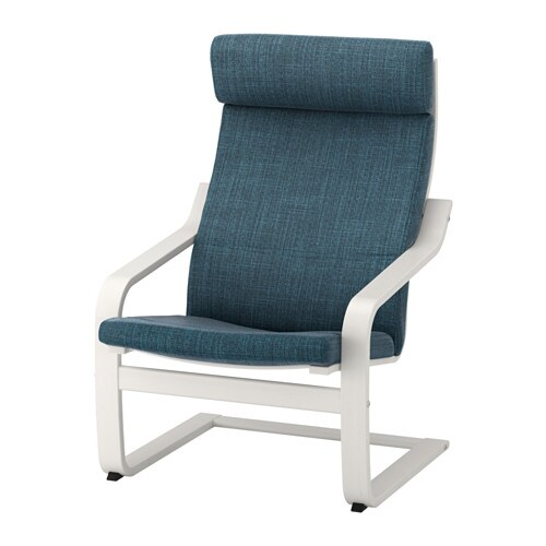 pong fauteuil - Fauteuil Ikea Bleu