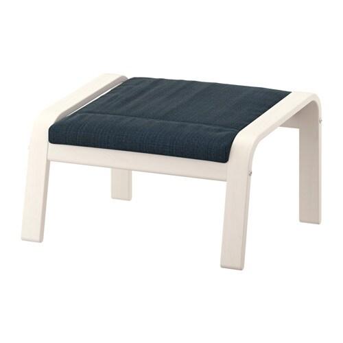 po ng repose pieds hillared bleu fonc ikea. Black Bedroom Furniture Sets. Home Design Ideas