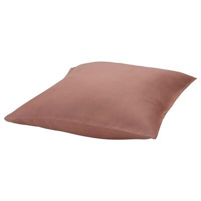 PUDERVIVA taie d'oreiller rose foncé 104 pouce carré  1 pièces 65 cm 65 cm