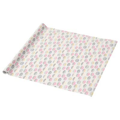 PURKEN Papier cadeau, alvéolé, 3.0x0.7 m