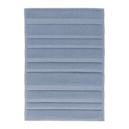 RAMSKu00c4R Tapis de bain IKEA La texture du tapis coton, u00e0 la fois ...