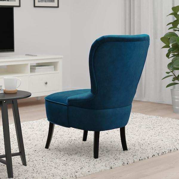 REMSTA Fauteuil, Djuparp vert-bleu foncé