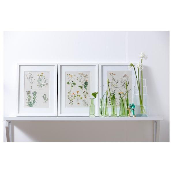Blanc. 25 x 25 x 5 cm Ikea Ribba Cadre blanc Bois 23 x 23 x 4,5 cm 25  x  25  x  5 cm