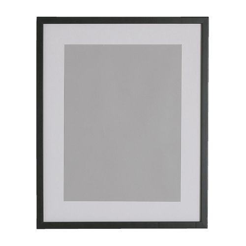 Ribba Cadre, Noir - Noir - 30X40 Cm - Ikea