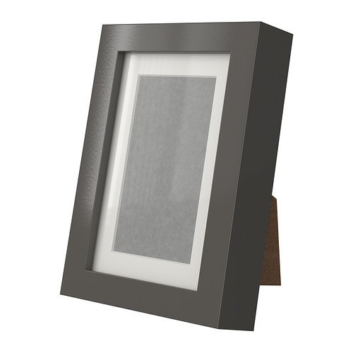 ribba cadre 10x15 cm ikea. Black Bedroom Furniture Sets. Home Design Ideas