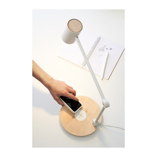 lampe de bureau sans fil ikea