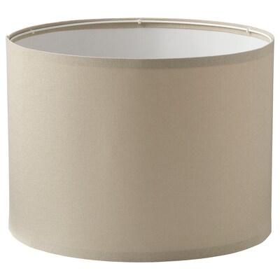 RINGSTA Abat-jour, beige, 42 cm