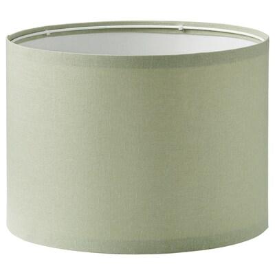 RINGSTA Abat-jour, vert clair, 33 cm