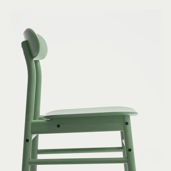 RÖNNINGE Chaise, vert