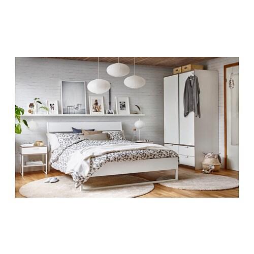 housse de couette blanche ikea simple housse de couette x pas cher with housse de couette. Black Bedroom Furniture Sets. Home Design Ideas