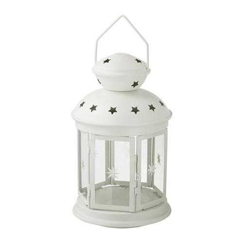 rotera lanterne pour bougie bloc ikea. Black Bedroom Furniture Sets. Home Design Ideas