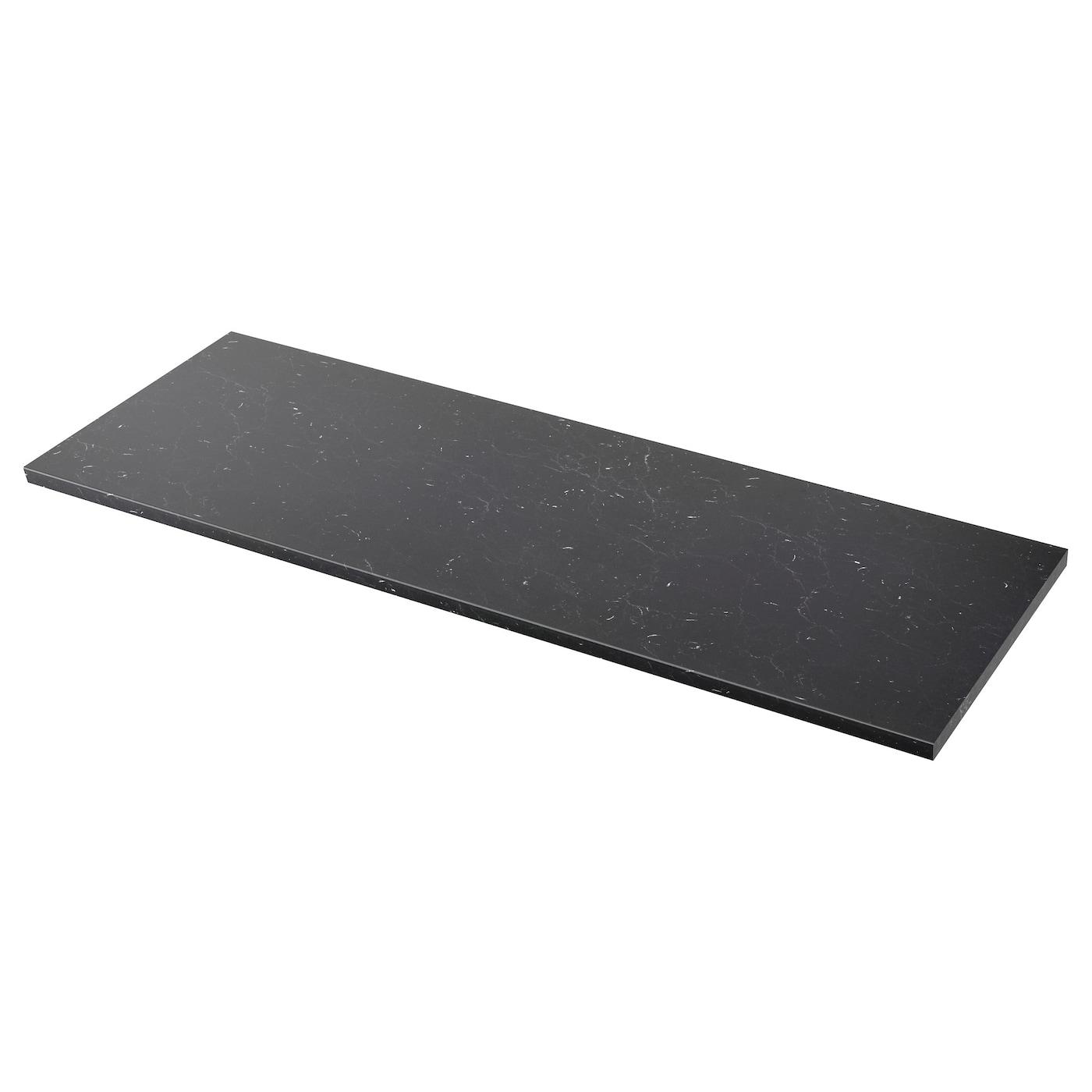 plaque de cuisine Ikea säljan plan de travail en blanc; 186x3,8cm