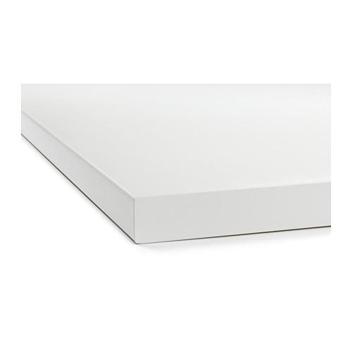 S ljan plan de travail blanc 186x3 8 cm ikea for Ikea planner fr